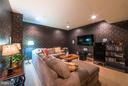Media Room - 21813 AINSLEY CT, BROADLANDS