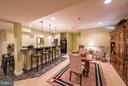 Wet Bar - 21813 AINSLEY CT, BROADLANDS