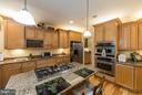 Luxurious Kitche - 21813 AINSLEY CT, BROADLANDS