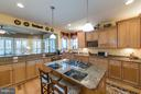 Spacious Kitchen for the serious chef - 21813 AINSLEY CT, BROADLANDS