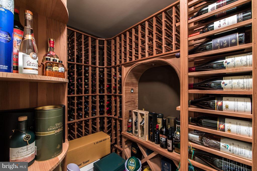 Wine Storage - 21813 AINSLEY CT, BROADLANDS