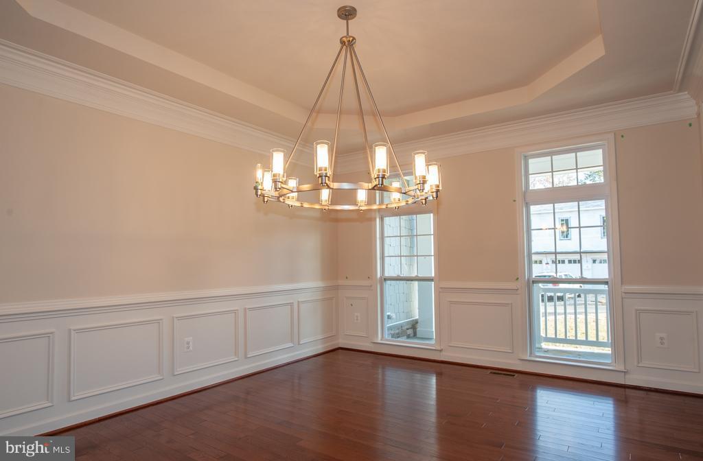 Dining Room - 7824 KENT RD, ALEXANDRIA