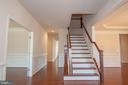Foyer - 7824 KENT RD, ALEXANDRIA