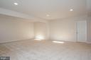Rec Room - 7824 KENT RD, ALEXANDRIA