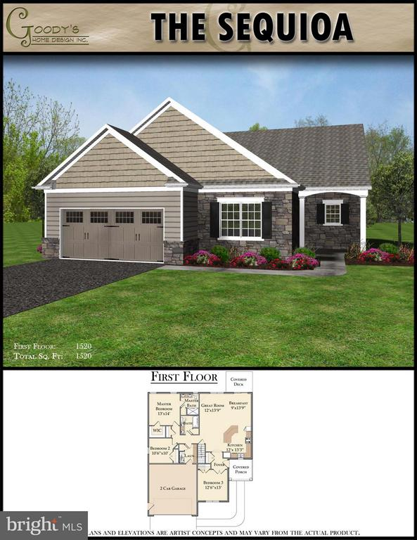 535  MADISON WAY   LOT 27, Manheim, Pennsylvania