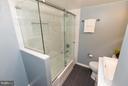 Remodeled bath - 2030 F ST NW #201, WASHINGTON