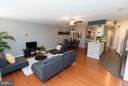 Wide open plan living! - 2030 F ST NW #201, WASHINGTON