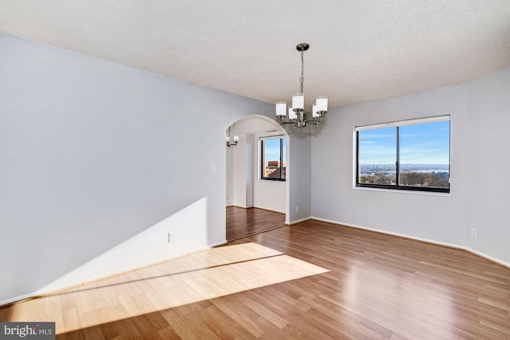 Dining Room - 1600 N OAK ST #614, ARLINGTON