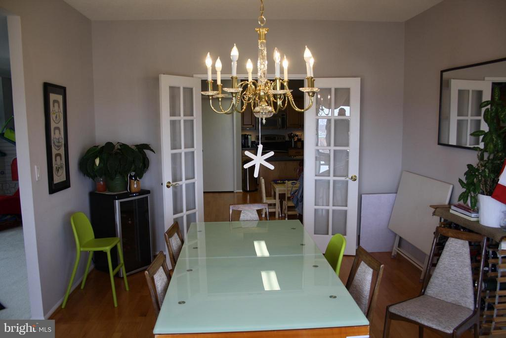 Large separate dining room - 900 N STAFFORD ST #2620, ARLINGTON