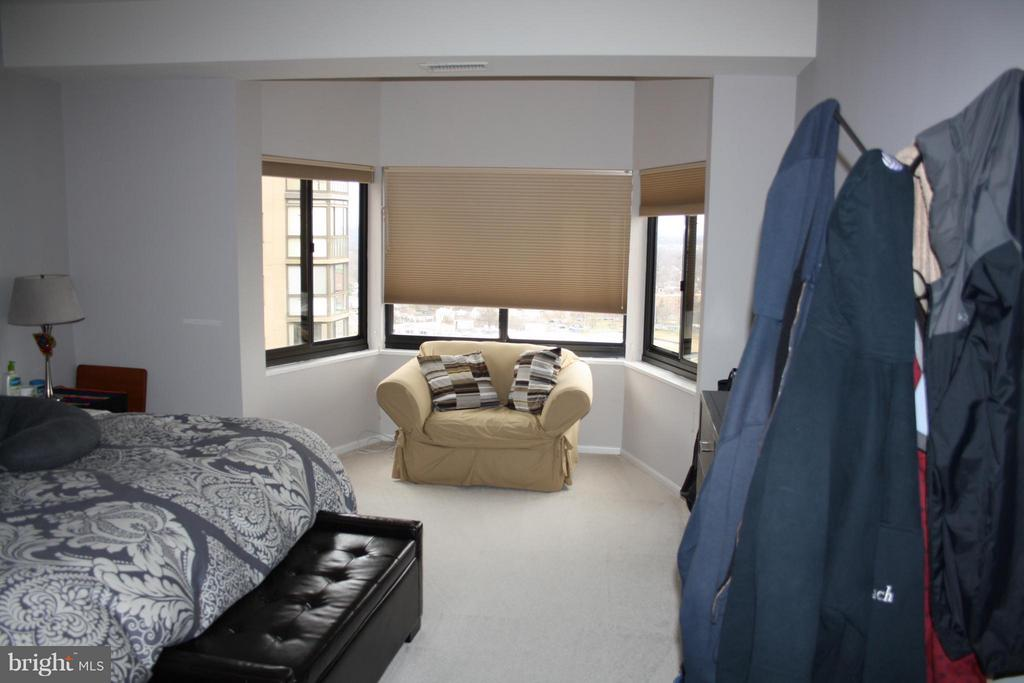 Master bedroom with walk-in closet - 900 N STAFFORD ST #2620, ARLINGTON