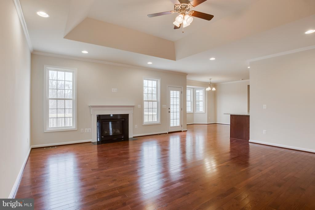 (Photo of previous Model Home) - 7526 STONEGATE MANOR DR, FREDERICKSBURG