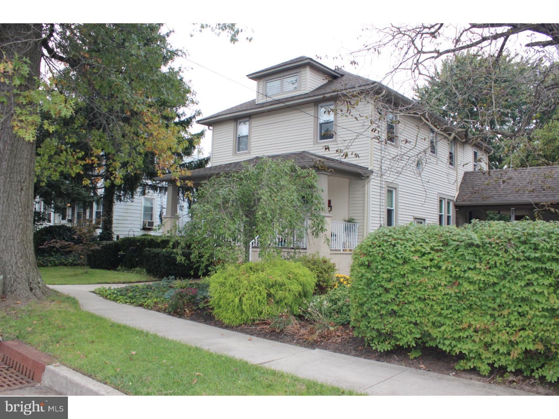 Частный односемейный дом для того Продажа на 65 RAILROAD Avenue Beverly, Нью-Джерси 08010 Соединенные Штаты
