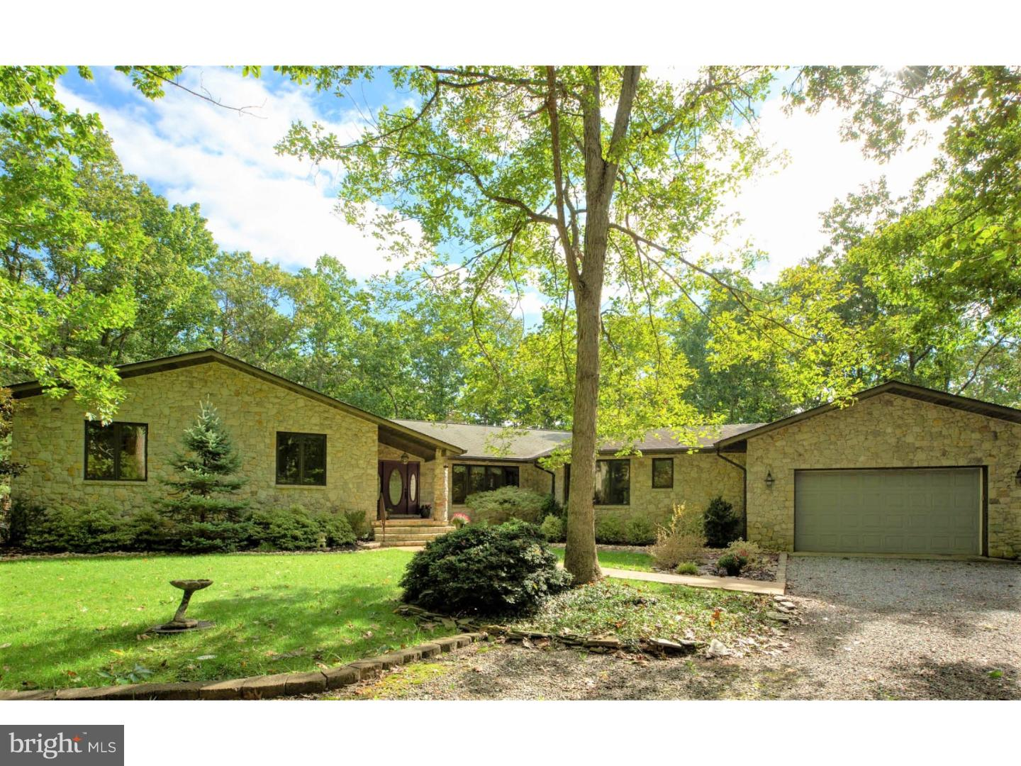 Single Family Home for Sale at 410 PRICKETTS MILL Road Tabernacle, New Jersey 08088 United States