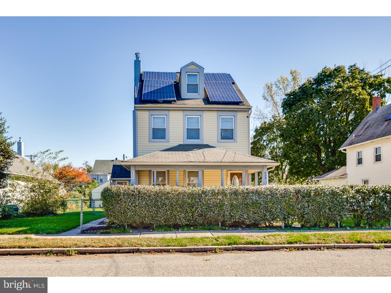 Частный односемейный дом для того Продажа на 433 ASH Street Delanco, Нью-Джерси 08075 Соединенные Штаты