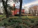 Cool Springs Cottage West view from Rd - 1919 CASTLEMAN RD, BERRYVILLE