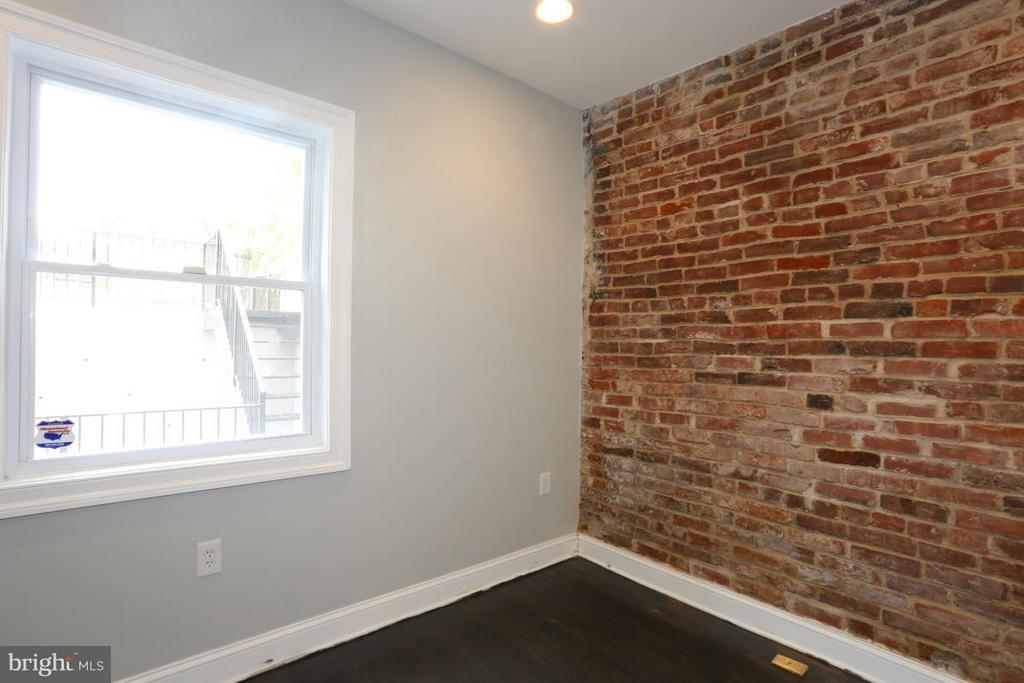 Unit B Master Bedroom - 3015 SHERMAN AVE NW, WASHINGTON
