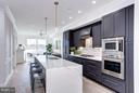 Custom Designed Painted  Wood Cabinets - 2817 13TH ST NW #2, WASHINGTON