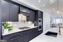 Kitchen adorned with Fisher Paykel Appliances - 2817 13TH ST NW #2, WASHINGTON