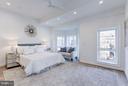 Serene, Light-Filled Master Suite - 2817 13TH ST NW #2, WASHINGTON