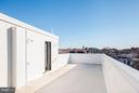 Roof Deck, missing Deck Flooring +800 SF of Space - 2817 13TH ST NW #2, WASHINGTON