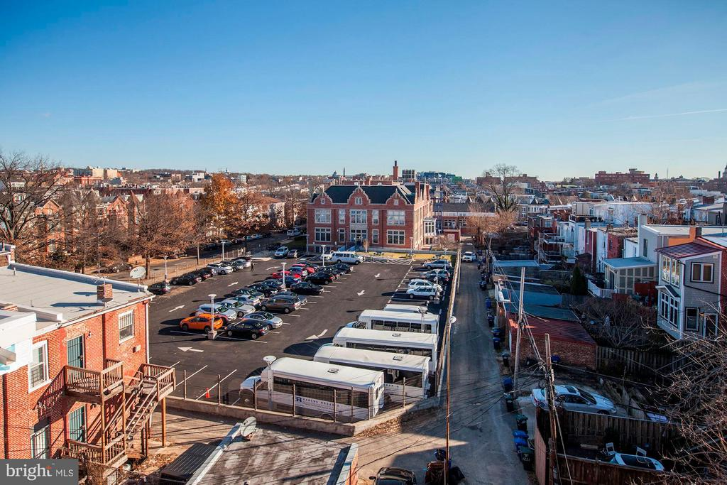 Easterly Views - 2817 13TH ST NW #2, WASHINGTON