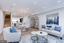 Well Proportioned Living and Dining Spaces - 2817 13TH ST NW #2, WASHINGTON