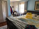 Bedroom 1 Seating Nook Lots of Widows all w/views - 1919 CASTLEMAN RD, BERRYVILLE