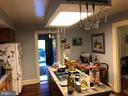 Kitchen  Shot - 1919 CASTLEMAN RD, BERRYVILLE