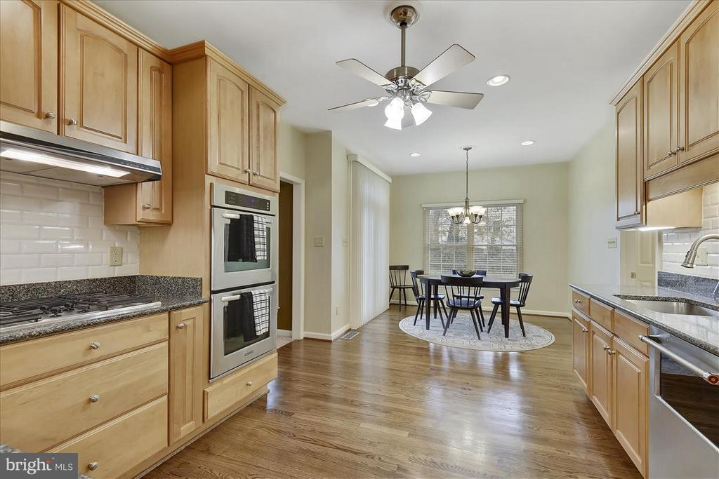 Main level Kitchen - 1501 DADE LN, ALEXANDRIA
