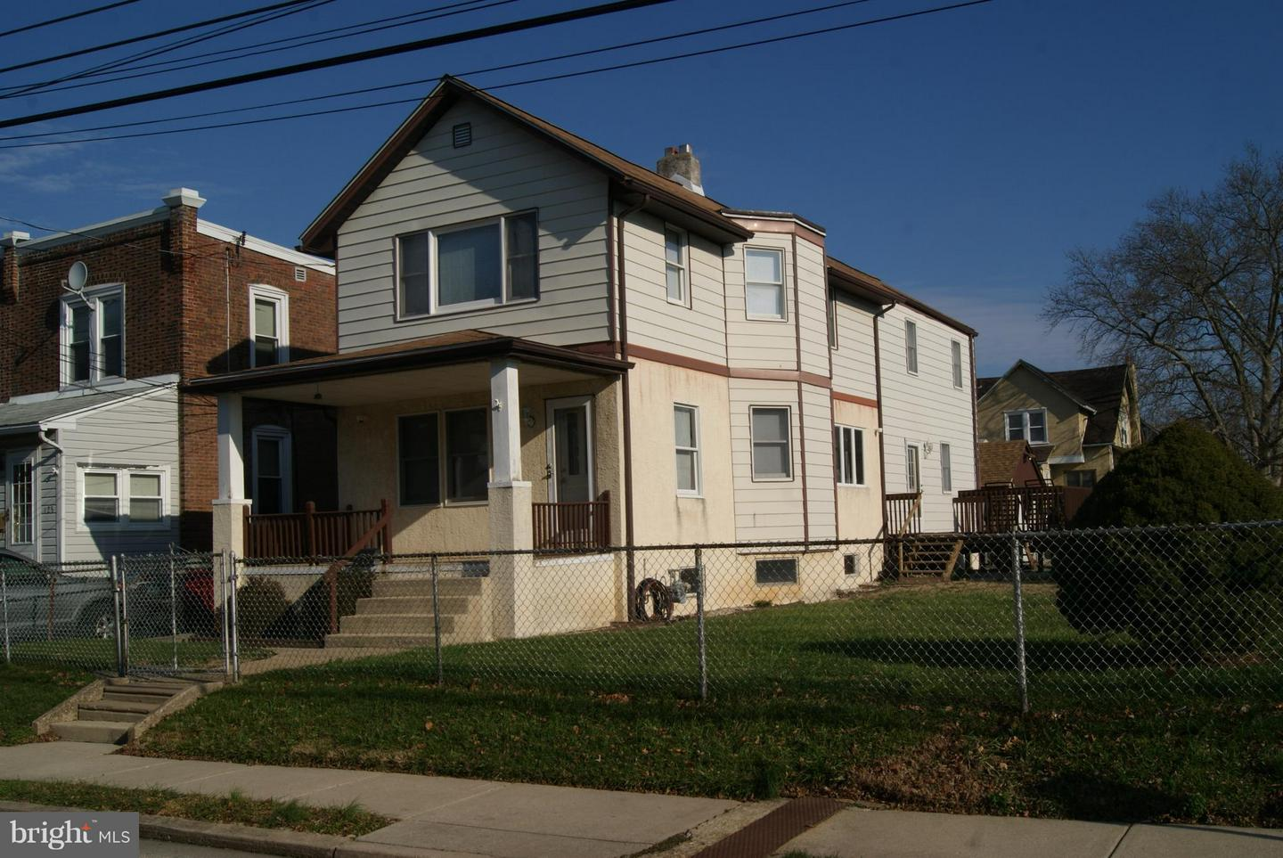Single Family Homes for Sale at Glenolden, Pennsylvania 19036 United States