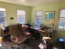 Sun-filled Bedroom # 3 being Used As Office - 1919 CASTLEMAN RD, BERRYVILLE