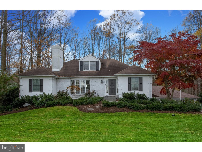 Photo of home for sale at 1184 Corner Ketch Road, Newark DE