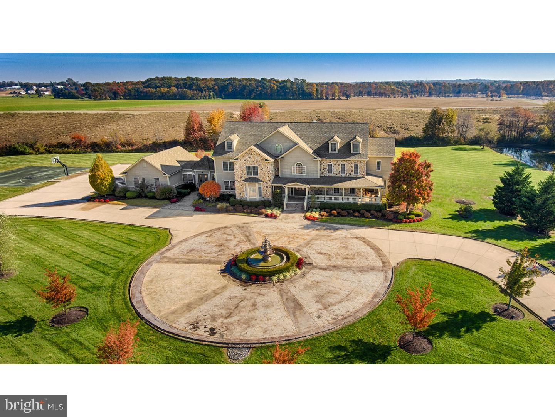 Single Family Homes por un Venta en Chesterfield, Nueva Jersey 08515 Estados Unidos