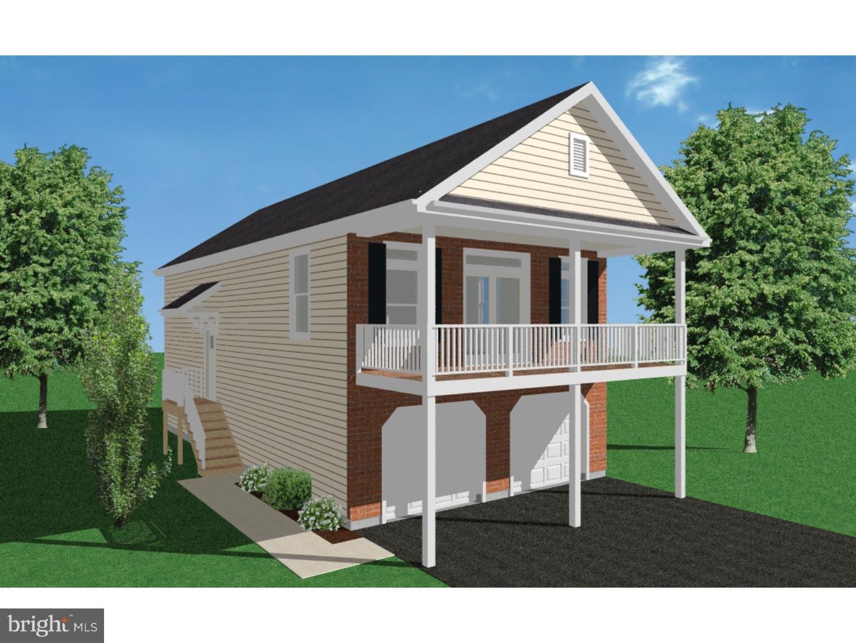Частный односемейный дом для того Продажа на 206 BAYARD Street Delaware City, Делавэр 19706 Соединенные Штаты