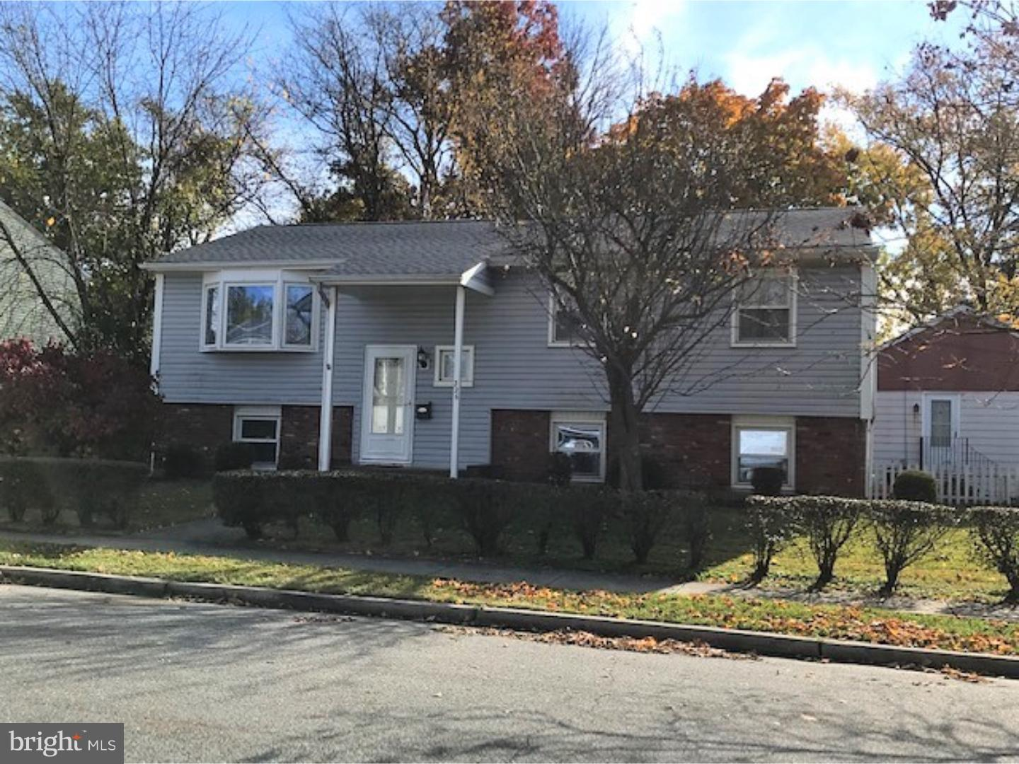 Single Family Home for Sale at 326 CORNELL Avenue Stratford, New Jersey 08084 United States