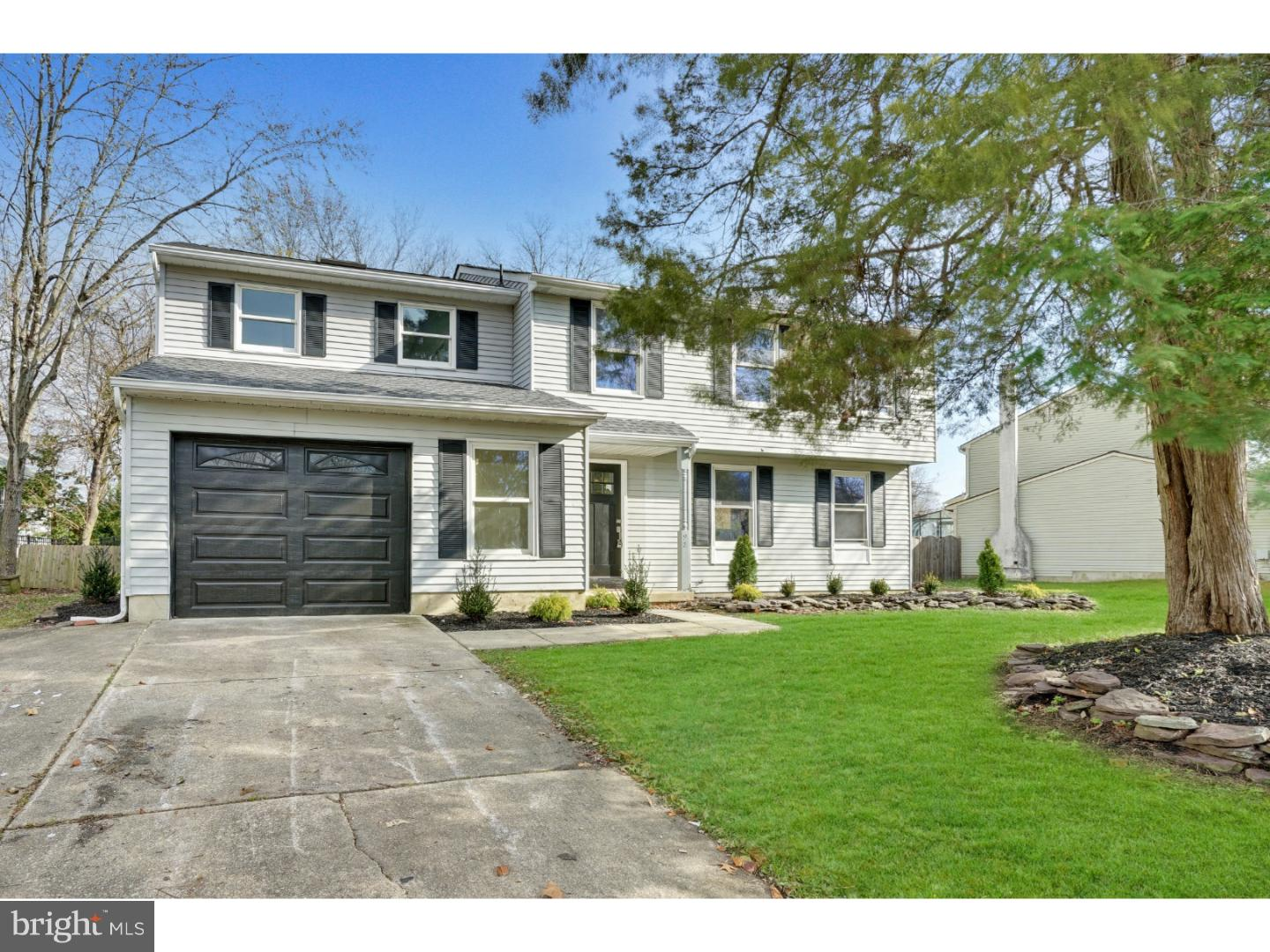 Single Family Home for Sale at 92 KENT Avenue Evesham Twp, New Jersey 08053 United States