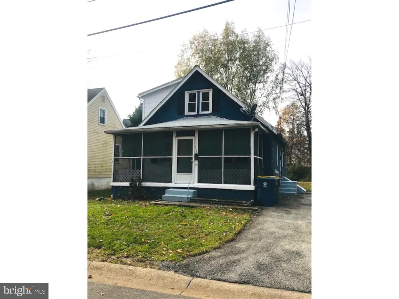 Maison unifamiliale pour l Vente à 113 BROOKSIDE Avenue Elsmere, Delaware 19805 États-Unis
