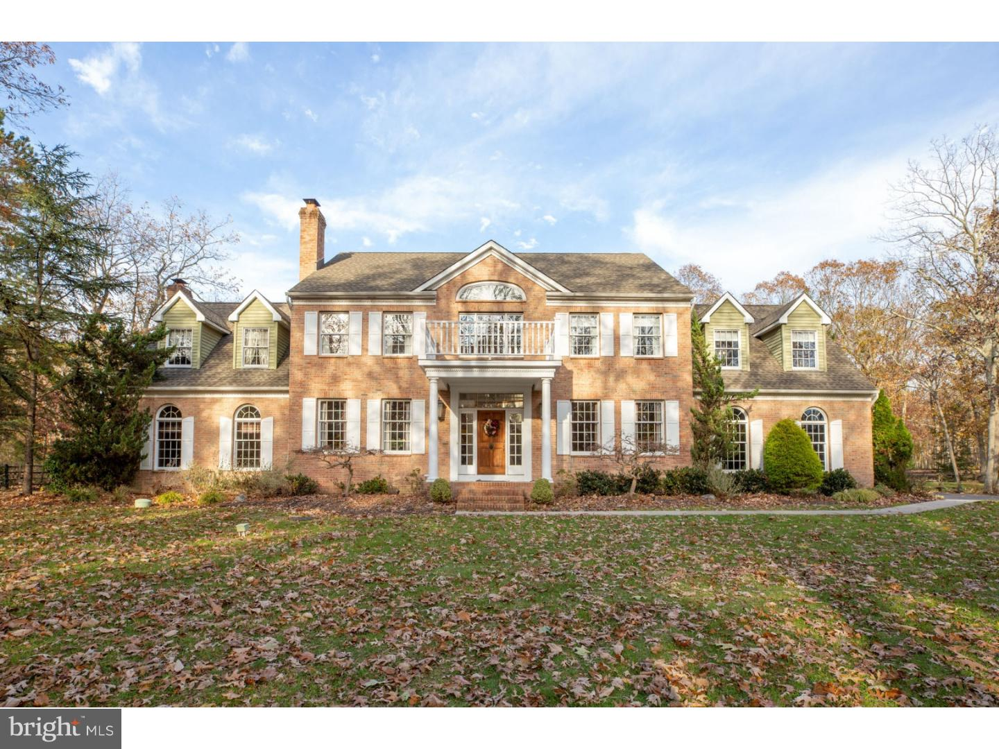 Single Family Home for Sale at 2 HUNTERS Lane Tabernacle, New Jersey 08088 United States