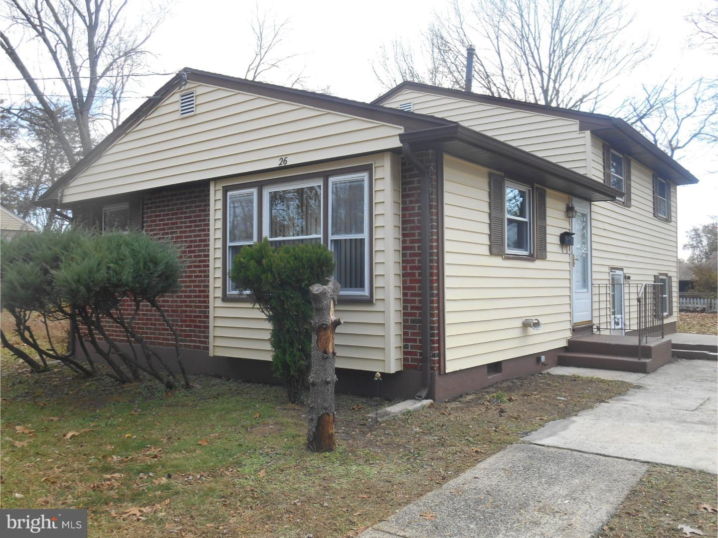Single Family Home for Sale at 26 E HODGES Avenue Lawnside, New Jersey 08045 United States