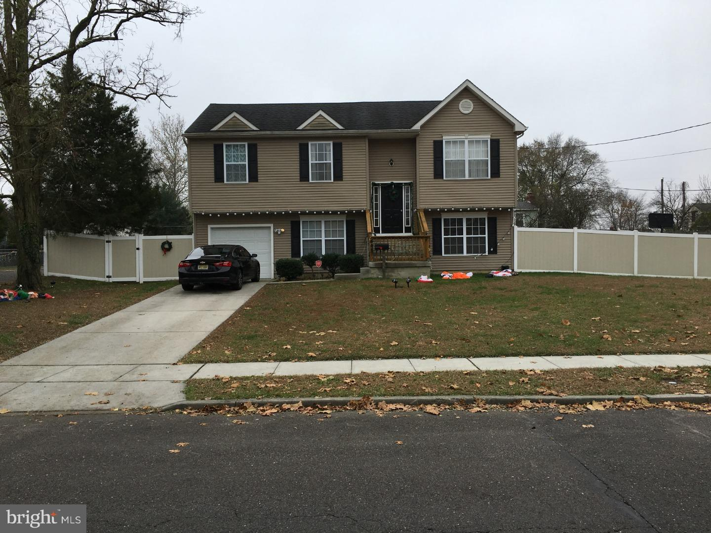 Single Family Home for Sale at 444 4TH Avenue Lindenwold, New Jersey 08021 United States
