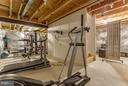 Huge basement with lots of storage - 15333 TINA LN, WOODBRIDGE