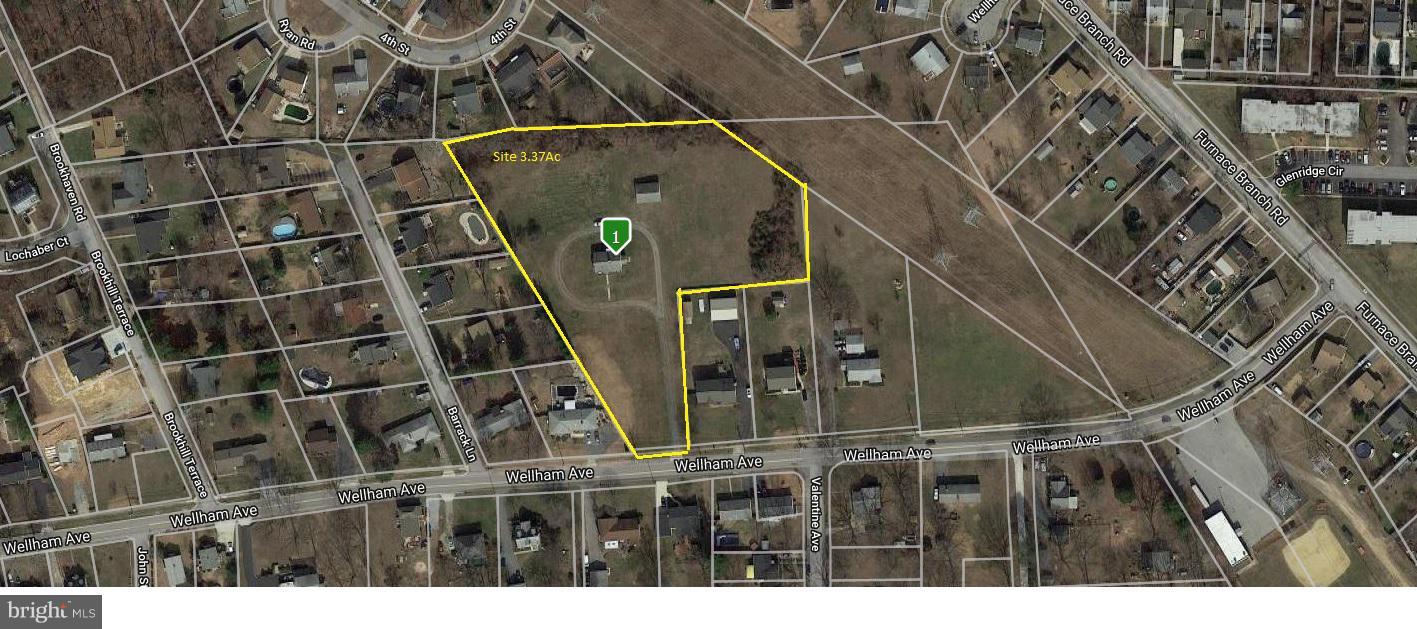 Land for Sale at 326 Wellham Avenue 326 Wellham Avenue Glen Burnie, Maryland 21061 United States