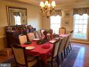 Formal Dining Room - 42596 IRON BIT PL, CHANTILLY