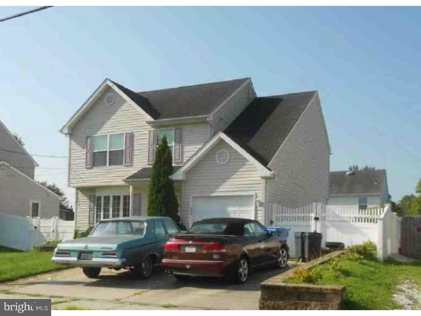 Single Family Home for Sale at 1110 ASBURY Avenue National Park, New Jersey 08063 United States
