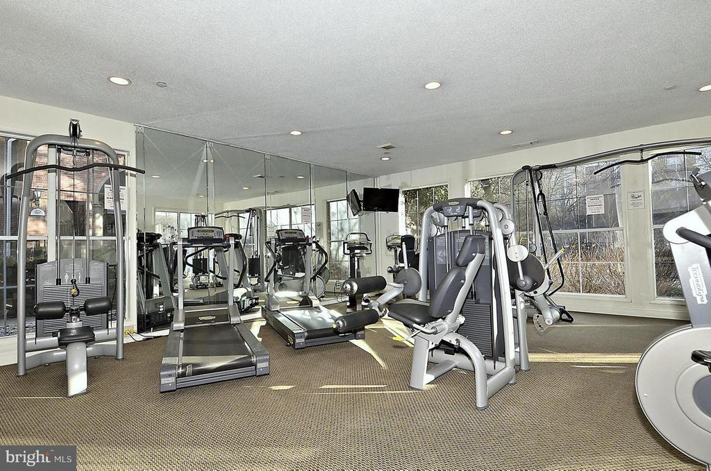 GYM - 1538 LINCOLN WAY #102, MCLEAN
