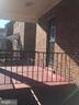 Rear porch off the livingroom - 4417 13TH PL NE, WASHINGTON