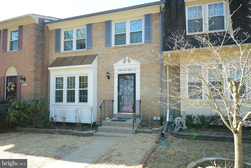 8985  OMEGA CT, one of homes for sale in West Springfield
