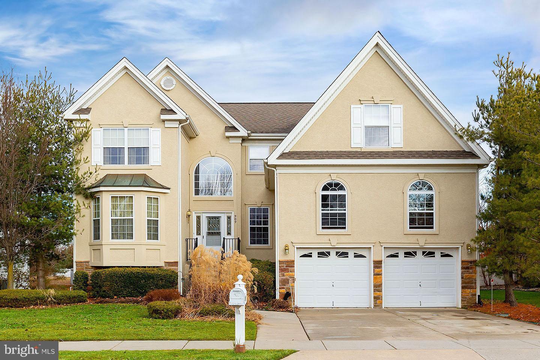 Photo of home for sale at 909 Denston Road, West Deptford NJ