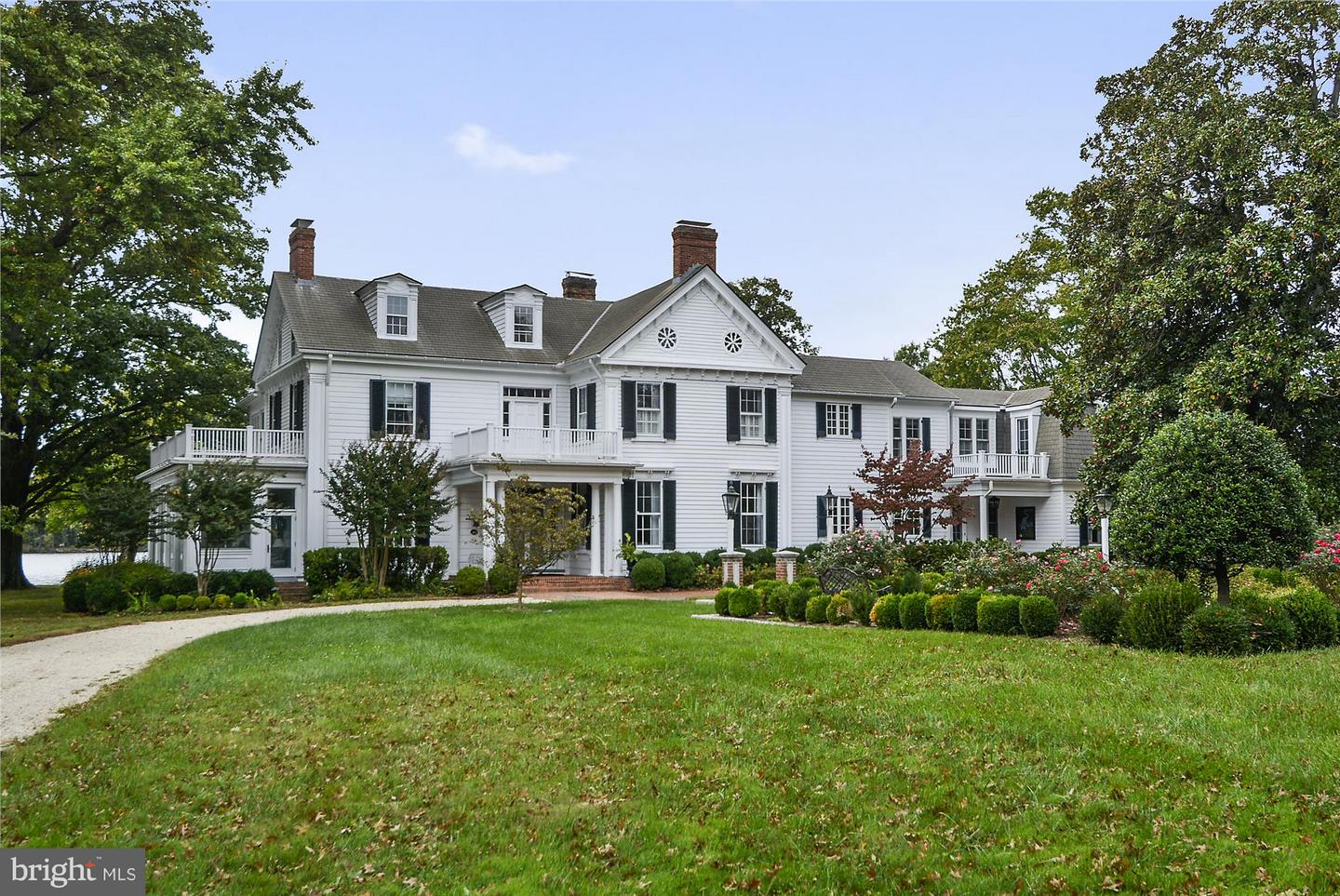 Single Family for Sale at 24528 Beverly Rd St. Michaels, Maryland 21663 United States