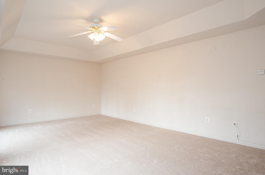Master Bedroom - 7705 RIDGEPARK CT, SPRINGFIELD